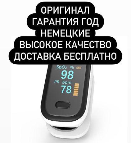 пульсокsиметр/измеритель кислорода в крови Сатурация пульсометр