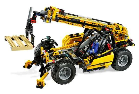 Lego technic 8295