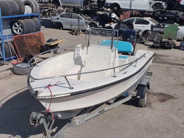 Barca Fisherman 500 fără motor