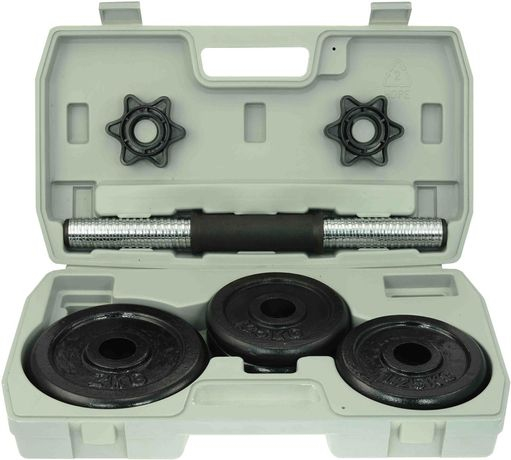 Set Gantere\Greutati 10 Kg - Diametrul 30mm/3 cm