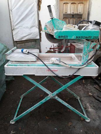 masina de taiat cu apa pentru marmura, caramida, gresie, IMER 220v