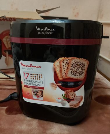 Хлебопечка Moulinex