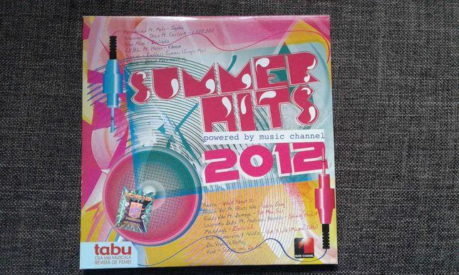 CD Summer Hits 2012 (muzica romana) din revista de femei TABU