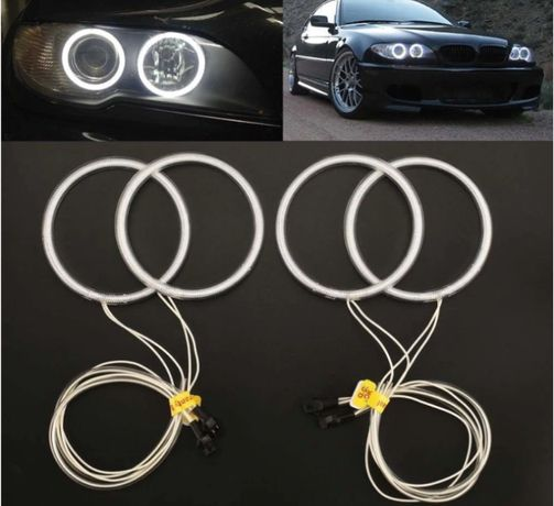 Kit Angel Eyes CCFL BMW E46 coupe/cabrio Facelift