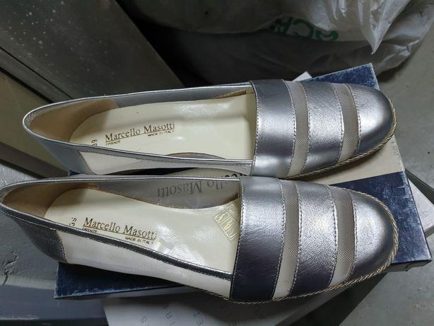 Туфли geox, кожаные
