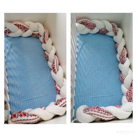 Изработка на детски обиколници за легла