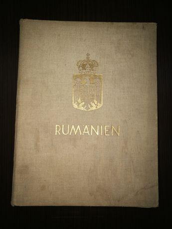 """Raritate : """"Romanien""""- Kurt Hielscher 1933"""
