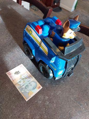 MAsina paw patrol si Chase