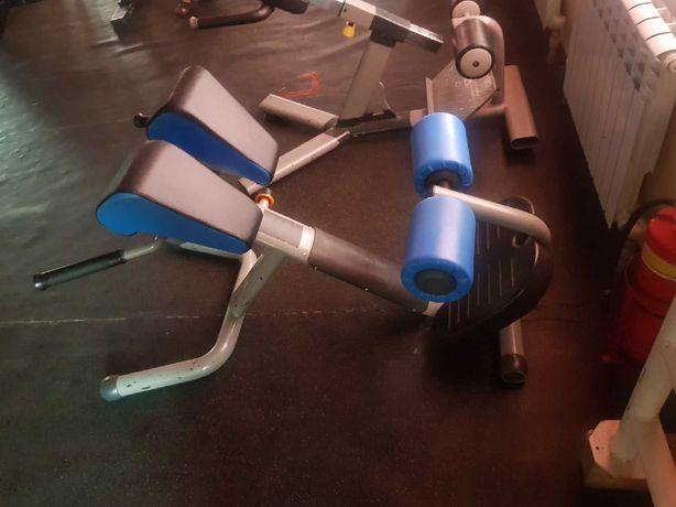 гиперэкстензия тренажер для разгибателей спины