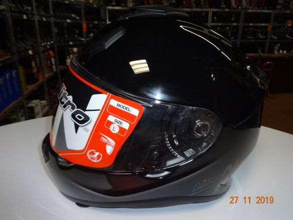 Nitro 3100 каска размер s m l xl мото пистова каска шлем мотор нова