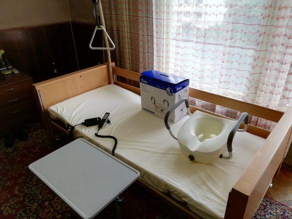 Медицинско електрическо легло