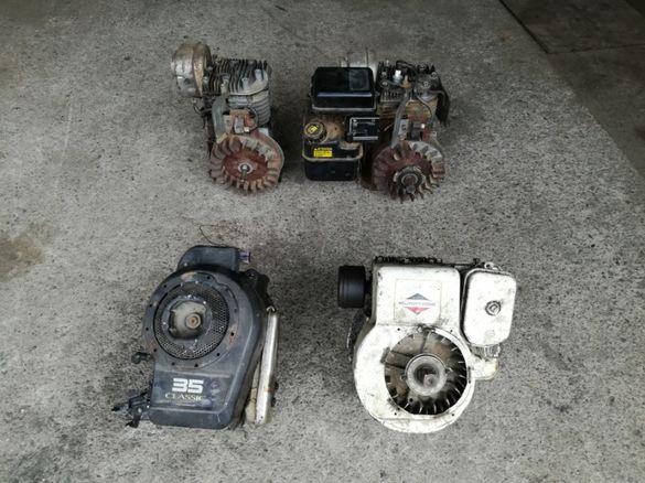 Двигатели briggs & stratton на части