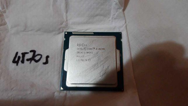 Procesor Quad i5 4570S Haswell 2.9GHz/Tur 3.60Ghz,sk 1150 , cripto