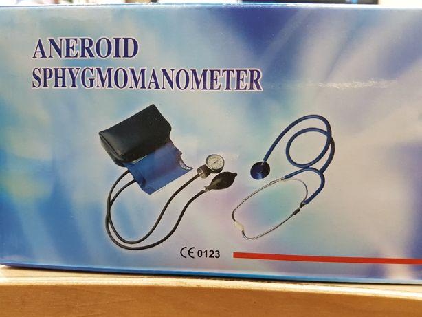 Tensiometru mecanic cu stetoscop COD 0183