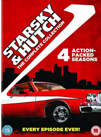 Film Serial Starsky And Hutch DVD BOX SET Complete Collection