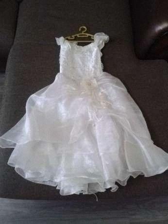 Продаю бальное платья на девочку выпусной
