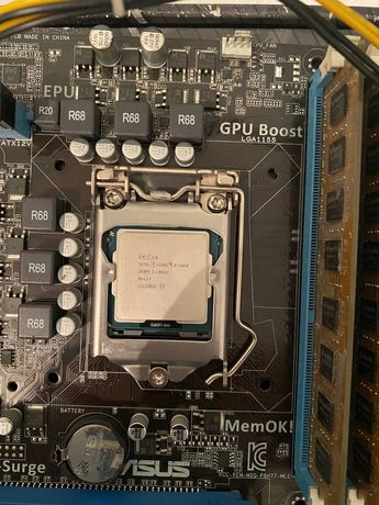 Процессор core i5-3450