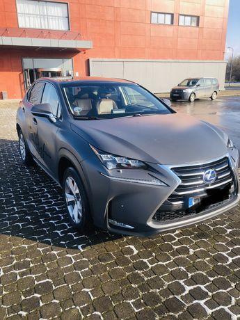 Lexus NX hybrid Luxury