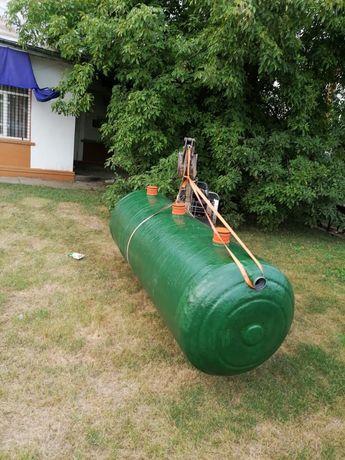 Fose septice ecologice cu montaj