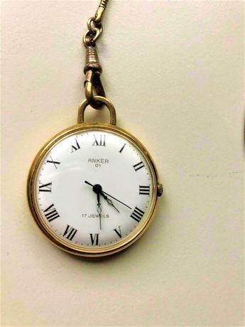 Ceas de Buzunar Mecanic ANKER 17 Jewels