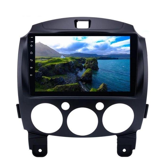 Navigatie Mazda 2 ,Android, Rama Adaptoare+transport+verificare colet Navodari - imagine 1