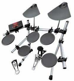 Продам электронную ударную установку. Барабаны.