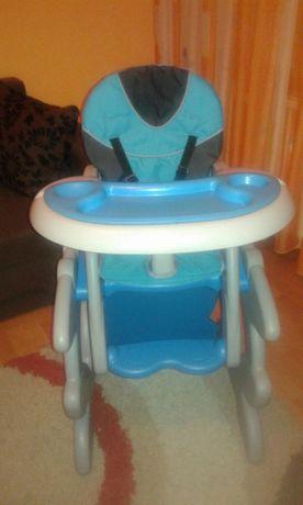 Scaun +masa pentru copii
