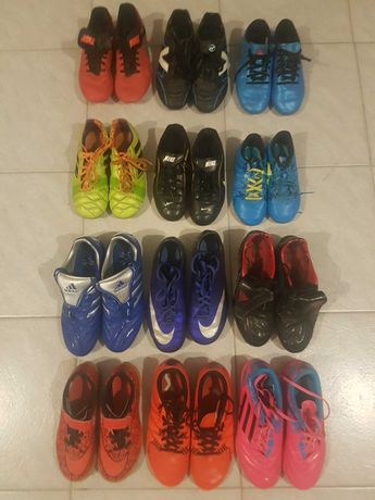 Lot ghete ptr fotbal 12perechi