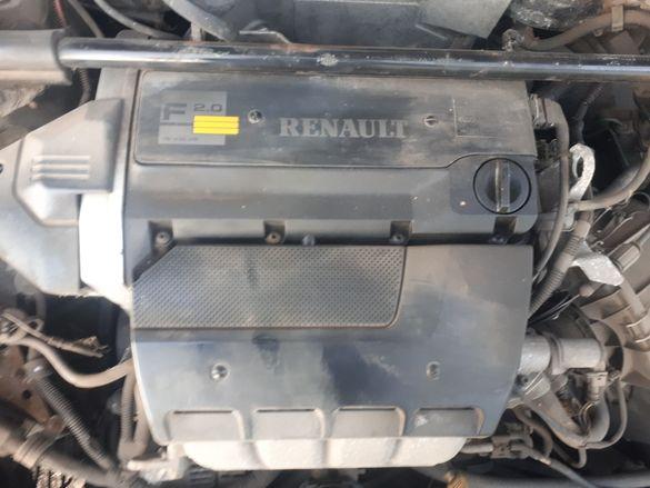 Renault 2.0 16v 140 к.с.
