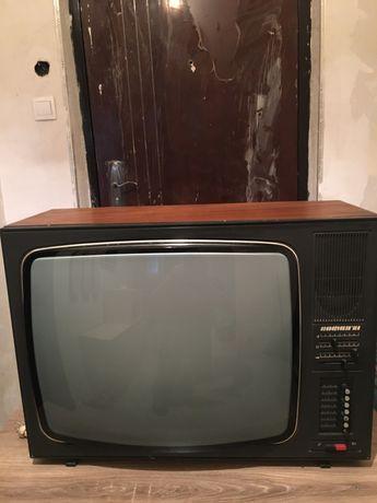 Ретро телевизор София 21 1976г Работещ 60лв