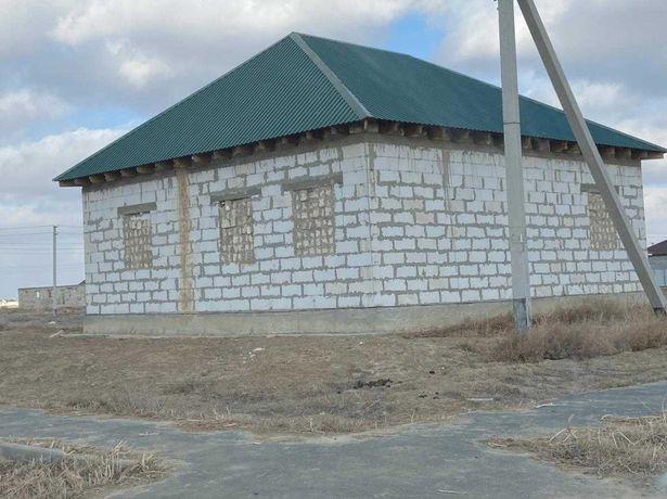Продаю недостроенный дом из газоблока