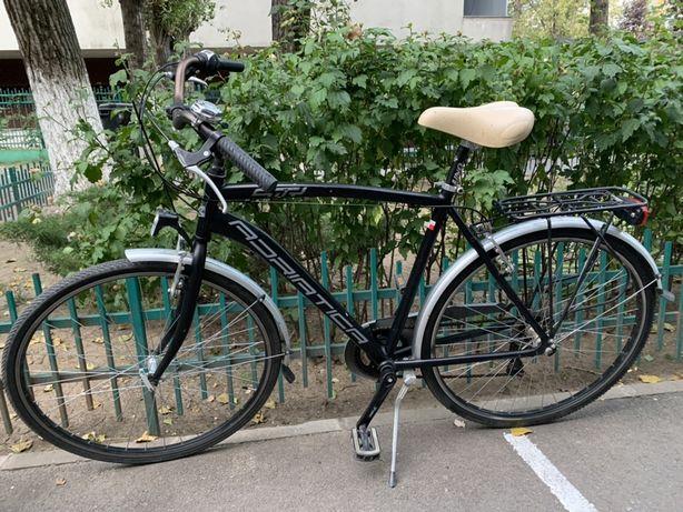 "Vand bicicleta Adriatica Sity 3 aluminiu shimano Italy 28"""