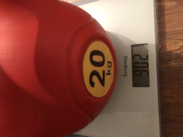 Гиря 20 кг Россия