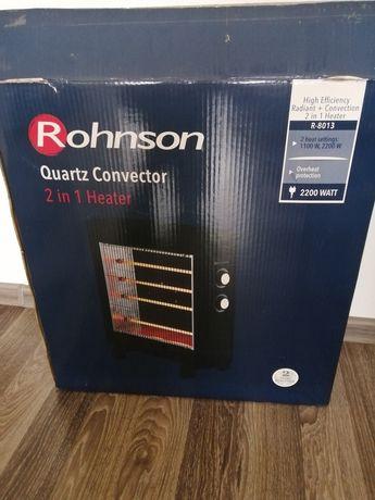 Rohnson конвекторна печка с реотани