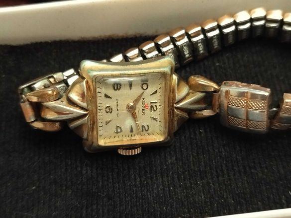 Швейцарски позлатен часовник
