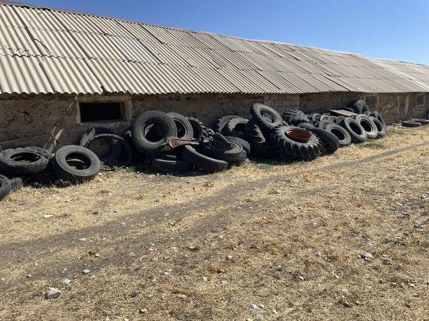 Продаются резина б/у город шымкент район сайрам
