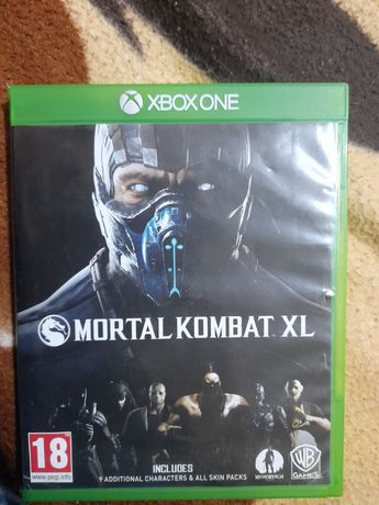 Mortal Kombat XL joc xbox one