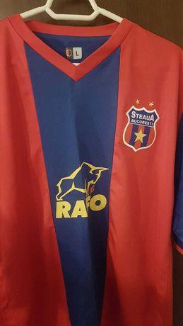 "Tricou ""Steaua Bucuresti"" nou-nout marimea L"
