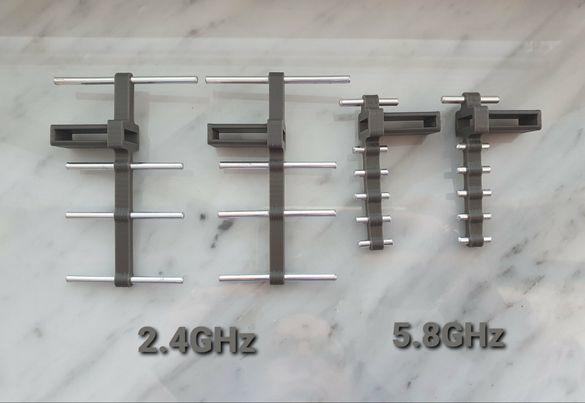 Антени/Усилвател Yagi/Яги DJI MAVIC mini,spark,air,pro,platinum,zoom