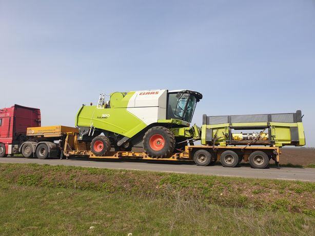 combina agricola de transportat