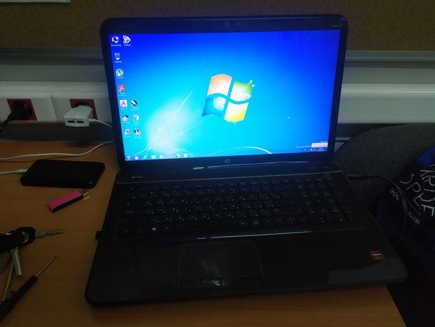 Продам ноутбук hp pavilion g7