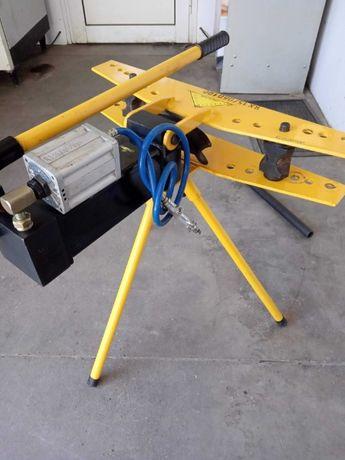 Машини за огъване на тръби под НАЕМ от Рентекс
