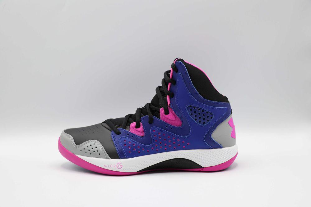 Adidasi Under Armour Micro G Torch 2 Basketball Bucuresti - imagine 1