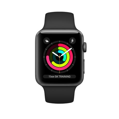 Продам Apple Watch 3 (38mm)