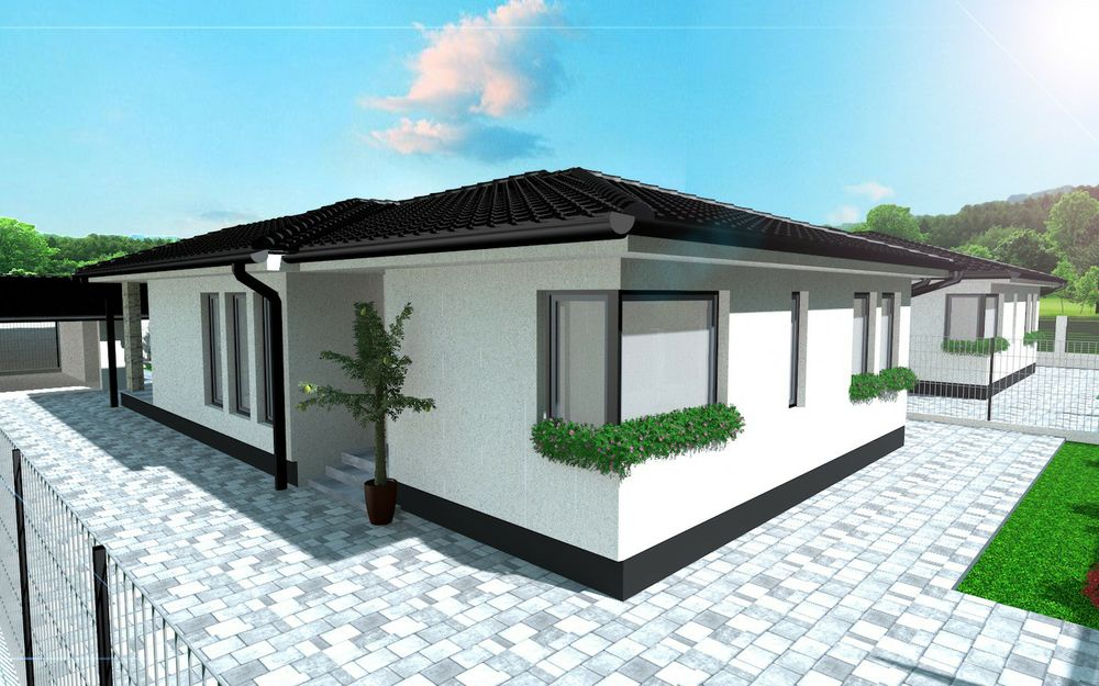 Vând Case Noi, Complex Rezidențial, Satu Mare,str Dara Dara - imagine 1