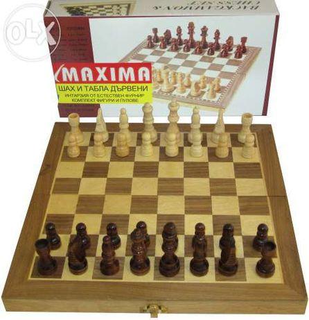 Шах и табла 30см (270769)