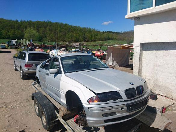БМВ Е46 318и 118коня - на части BMW E46 318i 118hp