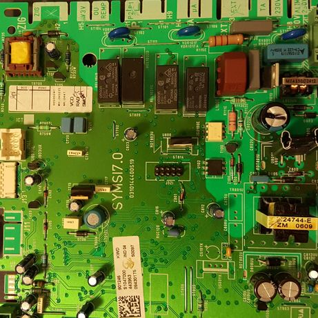 Repar Placă electronică Centrale Termice SaunierDuval Reparații pe loc