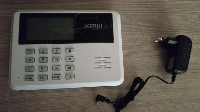 GSM Сигнализация, только блок управления