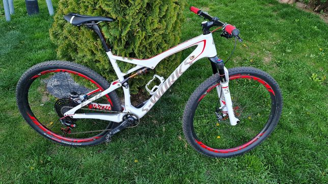 MTB Full suspension Full Carbon Specialized S-WORKS Epic Roval XTR SID